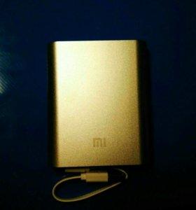 Power bank Xiaomi 10400 mAh внешний аккумулятор