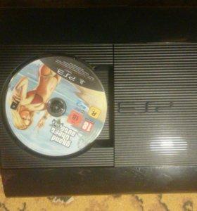 Sony PS 3 super slim 500 gb. ОБМЕН