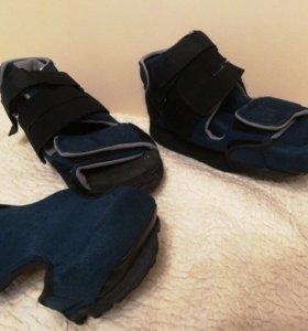 Ортопедическая послеоперационная обувь СурсилОрто