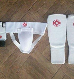Комплект защиты для каратэ