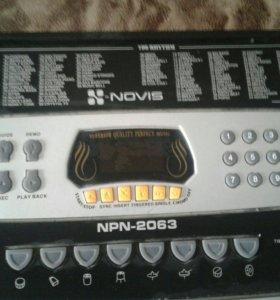 Синтезатор Novis-2063