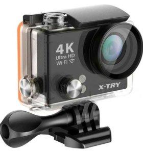 Видеокамера экшн X-TRY XTC150 Ultra HD