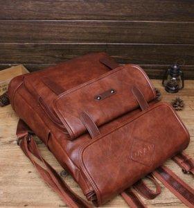 Рюкзак из PU кожи