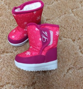 Дутики и ботиночки