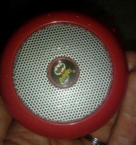 Колонка Pringles®
