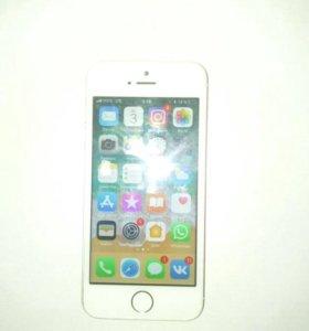 iPhone 5s 16gb обмен