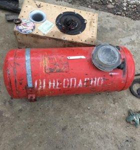 Газовое оборудование на инжектор