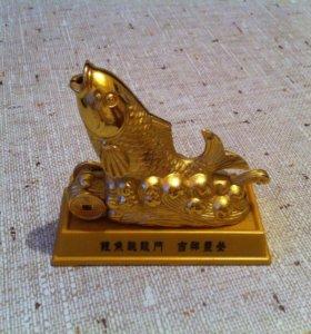 Зажигалка Золотая рыбка