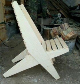 Продам стулья для отдыха,взрослые и детские.