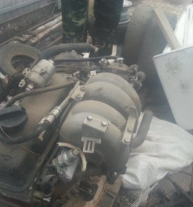 мотор инжекторный на ваз 2107
