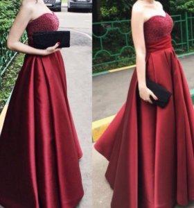Платье (праздничное, выпускное, вечернее)