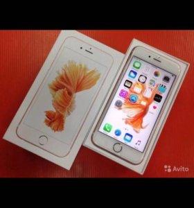 Айфон 6s rose gold 16g