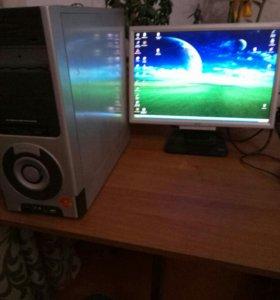 Компьютер укомплектованный