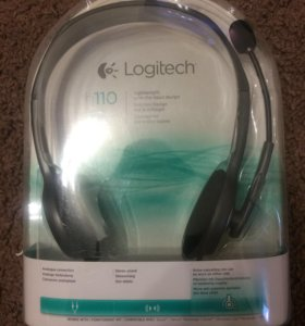 Гарнитура Logitech H110