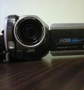 Видеокамера jvc everio gz-mg 134er