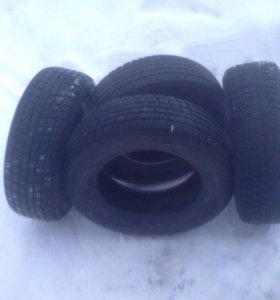 Зимние шины Michelin Alpin 225/60 R16 98H (4штуки)