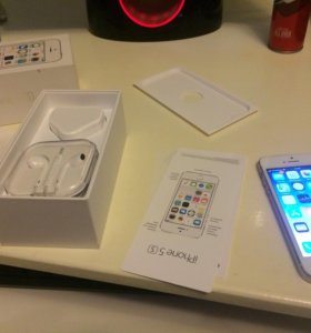 iPhone 5 s 16 Gg