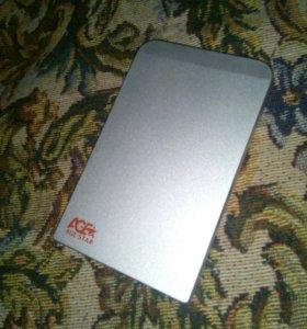 Внешний жесткий диск 80гб