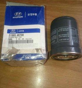Фильтр топливный Hyundai