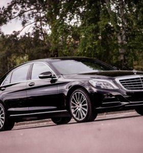 Аренда Mercedes S222, Long, 2014 год