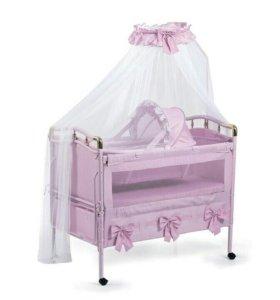 Кроватка Geobi