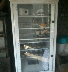 Мини-пекарня. Расстоечный шкаф.Газовая хлебопечка.