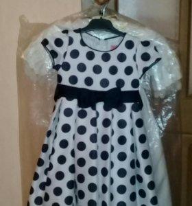 Платье на 3 года размер24