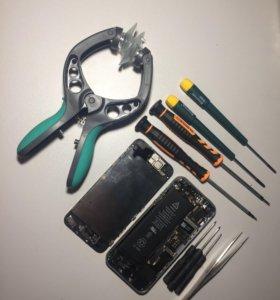 Ремонт iPhone 4,4s,5,5s,SE,6,6s
