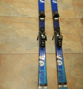 Salomon лыжи горные