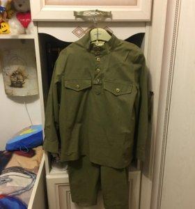 Военная форма на мальчика