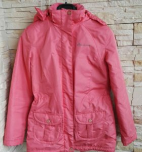 Куртка демисезонная на флисе