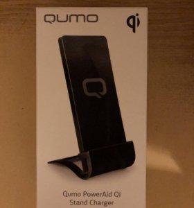 Беспроводная зарядка Qumo