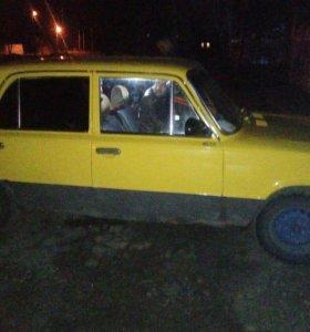 ВАЗ (Lada) 2101, 1988
