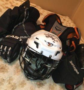 Набор для начинающего хоккеиста
