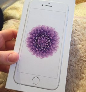 Коробка от iPhone 6 16gb
