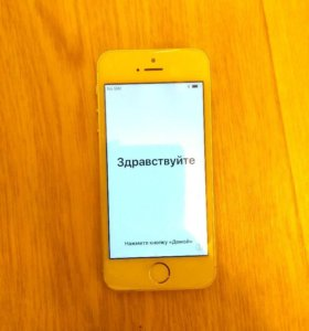 iPhone 5S. 32Gb. Silver