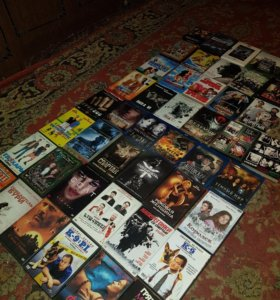 DVD фильмы на дисках