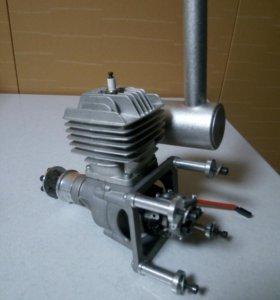 Авиамодельный двигатель