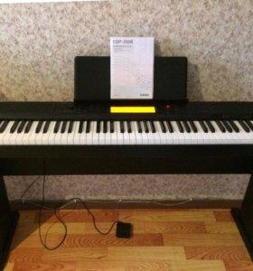 Электрическое пианино Casio CDP 200r