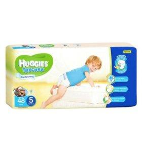 Трусики-подгузники Huggies 5 (13-17 кг)