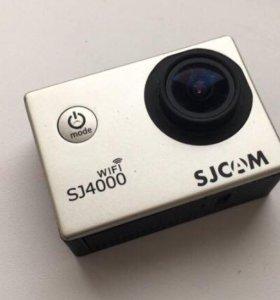 SJCAM 4000 WiFi на разбор