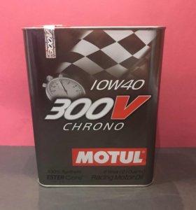 Моторное масло Motul 300v 10w40 Chrono