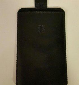 Чехол ножны для мобильного телефона ретро