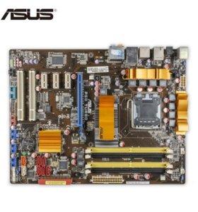 Продам компьютер Asus P5QTurbo+E8400(3Hz)+6gb DDR2