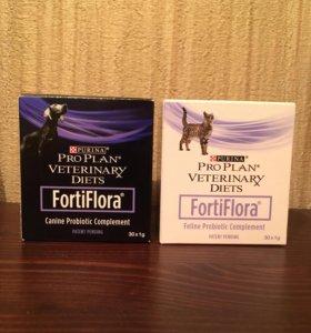 FortiFlora для кошек и собак