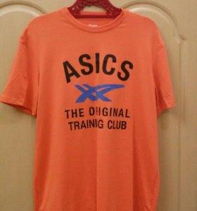 Новая футболка Asics