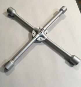 Ключ колесный комбинированный