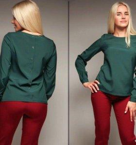 Блуза 50 размер новая