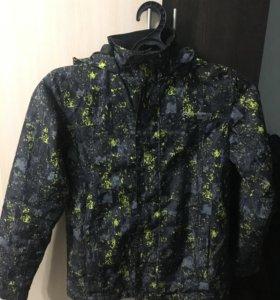 Куртка д/мальчика.