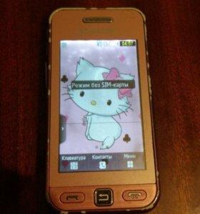 Телефон Samsung GT-S5230